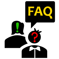 FAQ Godisportalen meny