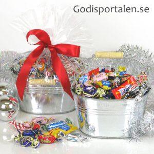Julhink med godis Godisportalen