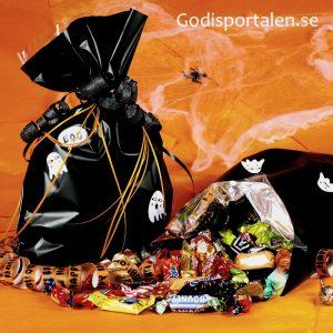 Halloween Godispåse Godisportalen
