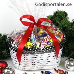 Julkorg med tyg Godisportalen