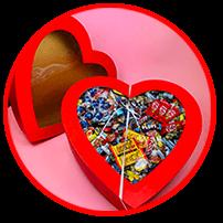 Alla Hjärtans Godisportalen