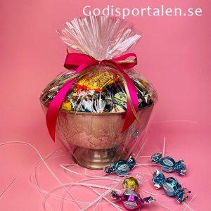 Gåva Godis / Choklad, Alla Hjärtans Dag - Godisportalen.se